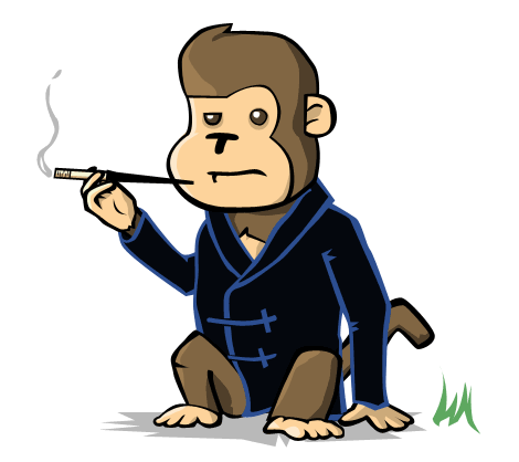 Suave Monkey (thumb)